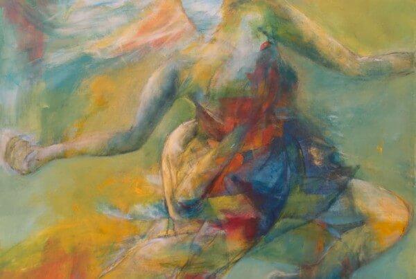 maleri af Gunhild Rasmussen