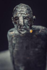 Skulptur af Anja Moos , Guttermænd