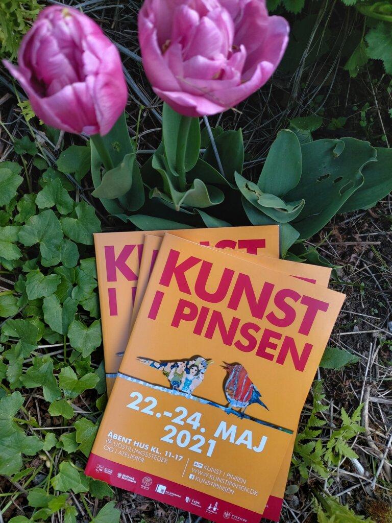 Pjece for kunst i pinsen 2021 i Gunhilds Galleri.